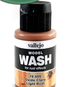 Model Wash Óxido Claro 35 ml. Vallejo 76505