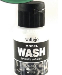 Model Wash Blanco 35 ml. Vallejo 76501