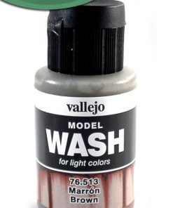 Model Wash Marrón 35 ml. Vallejo 76513