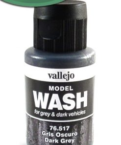 Model Wash Gris Oscuro 35 ml. Vallejo 76517