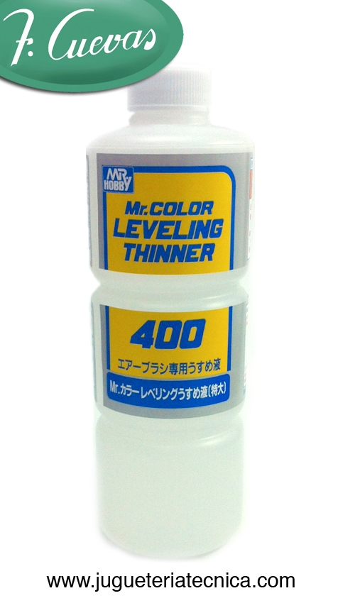 Mr. Color Leveling Thinner 400 ml T-108