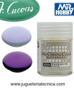 Mr.Crystal Color – Amethyst Purple XC04