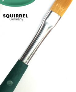 Pincel Plano Sintético 4 Squirrel