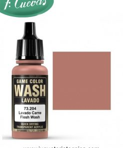 Lavado carne Wash 17 ml Vallejo 73204