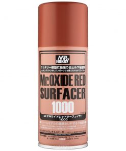 Imprimación Mr.Oxide Red Surfacer 1000 Gunze B-525 SPRAY