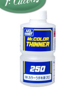 Mr.Color Thinner 250 ml.