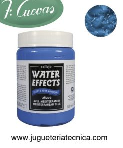 Water Effects - Efecto Agua Azul Pacífico 200 ml. Vallejo 26203