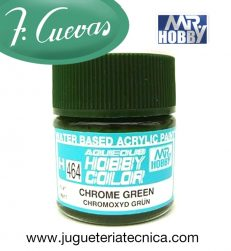 H-464 Verde Cromo - Hobby Color