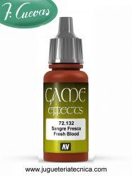 Sangre Fresca - Game effects 17 ml Vallejo 72132