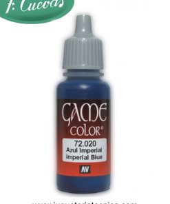 Azul Imperial - Game Color 72020